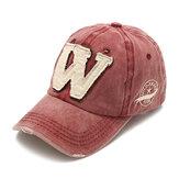 Unisex Made-old Letter Pattern Hip-hop Style  Sunscreen Visor Sun Hat Baseball Hat