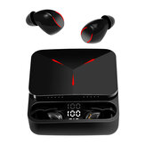 Lenovo TG01 Mini TWS bluetooth 5.0 Gaming Auricular PIXART Chip Touch Control HiFi Bass Headphone con HD Mic Power Bank