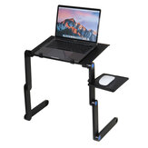 Suporte de mesa dobrável Multi-Fuction Laptop Desk Notebook Computador Home Desk Bed Tray Table