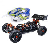 ZD Racing 9020 V3 1/8 4WD شاحنة بدون فرش 120A ESC 4274 Brushless Motor RC Car
