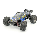 Xinlehong 9136 1/16 2.4G 4WD 32cm Spirit Rc Coche 36 km / h Bigfoot Off-Road Truck RTR Toy