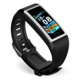 Bakeey Y18 1,14 inch kleurenscherm Polsband Bloeddruk Zuurstofmonitor 15 dagen lang stand-by Fitness Tracker Smart Watch
