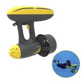 SMACO 2-in-1600W電動水中プロペラ水デュアルスピードスクーターダイビングスキューバプロペラウォータースポーツ用品サポート防水カメラ