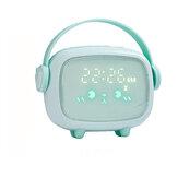 LED intelligent enfants réveil mignon veilleuse réveil minuterie compte à rebours réveil pour la décoration intérieure cadeau pour les enfants