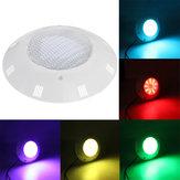 36W RGB 180 LED Controle Remoto Natação Subaquática Piscina Luz IP68 À Prova D 'Água Na Parede AC / DC12V