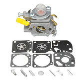 Kit de carburateur + reconstruction pour Homelite Ryobi 25cc String Trimmer Carb 308054003