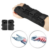 1 Pair Carpal Tunnel Hand Support Sprain Forearm Splint Band Orthotic Brace Band Belt