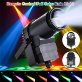 90-230V 9W DMX RGB LED Light Pinspot Beam Spotlight 6CH DJ Disco Party KTV Stage Effect Lighting