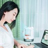 Mini-luchtkoeler USB opladen Kleine ventilator Desktop-airconditioningventilator