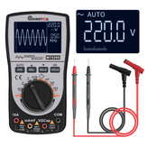 MUSTOOL MT8206 2 in 1 Intelligent Digital Oscilloscope Multimeter dengan Analog Bar Graph