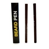 1pc Männer Bart Wachstum Pen Gesichtshaar Kotelett Schnurrbart Reparatur Form Nachwachsen Pen Bart Enhancer Nourish Shaping Anti Haarausfall