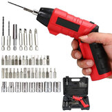 4.8V Cordless Electric Screwdriver Multi-function Electric Drill Screwdriver Set