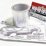 Papel de refuerzo de la carcasa del cuerpo del coche / cinta de aluminio para Tamiya 53351 HSP 1/8 1/10 1/16 Modelos de vehículos RC Piezas de automóviles