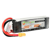 XF Power 11.1V 2200mAh 60C 3S Lipo Batterie XT60 Stecker