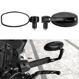 1PCBIKIGHTАлюминиевыйсплаввелосипедазеркало регулируемый электрический велосипед мотоцикл ручка заднего заднего зеркала