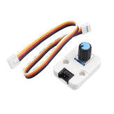 Mini Angle Sensor Module Potentiometer Inside Resistance Adjustable GPIO GROVE Connector M5Stack® for Arduino - products that work with official Arduino boards