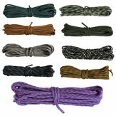 IPRee ™ 26FT 8M 550lb Paracord Paracaídas 7 hebras interiores Survival Emergency Bushcraft