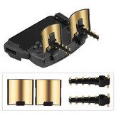 طقم إشارة تحكم Booster Yagi هوائي مع موسع نطاق مزدوج المرآة لـ DJI Mavic Mini / Mavic 2/Mavic Air/Mavic RRO / Spark