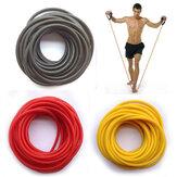 Резиновые эспандеры 2,5 м тренируют упражнения Фитнес Спортзал резина Трубка