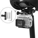 Assento de bicicleta Almofada Clipe Para GoPro Herói 7/6/5/4 SJCAM XiaoYi 4 K FPV Câmera Ação