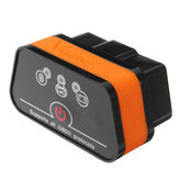 Vgate iCar 2 ELM327 V2.1 Bluetooth OBD2 Autodiagnosetool Motor Codeleser-Scanner für iPhone und Android-Handy