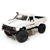 WPL C24 1/16 2.4G 4WD Crawler Truck RC Car RTR Full Proportional Control