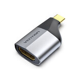 Vention TCAH0 Type-C HD Adapter USB-C to 4K HD 2.0 Converter for MacBook Samsung Galaxy S10/S9 Huawei Mate 20 P20 Pro