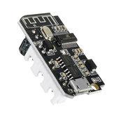 VHM-315 CT14 Mini 4.2 Estéreo Bluetooth Potencia Amplificador Módulo de placa 5W + 5W con placa de carga en miniatura DIY