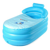 1.6m/1.4m Inflatable Swimming pool Kids Play Pools Bathing Adults Beach Adult Bathtub