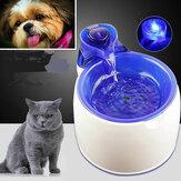 3L Электрический автоматический фонтан для воды для домашних животных Собака Кот Питьевая чаша для подачи воды для подачи воды для домашни