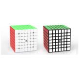 Yongjun Yufu 7x7x7 Магнитное издание Волшебный куб Развивающие игрушки для помещений