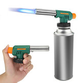 Xmund XD-ST2 Flame Torch Auto Ignition Flamethrower Camping BBQ Butane Gas Flat Bottle Welding Tools