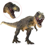 Vivid Tyrannosaurus Rex Jurassic Dinosaur Toys Figure Animal Model Kid Halloween Science Toy