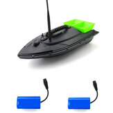 URUAV 2011-5 2 Battery Fishing Bait RC Boat 500M Remote Fish Finder 5.4km/h Double Motor Toys