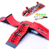 DIY Finger Skateboard Site de Skate Park Ramp Parts Site de Finger Board Ultimate Sports