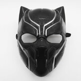 Black Panther / Hulk / Batman PVC Plastikmaske Halloween Performance Requisiten für Kinderspielzeug