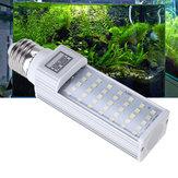 E27 7W 6500K 35 LED Fish Tank Лампа для Аквариум Замена AC85-265V