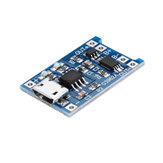 TP4056 Micro USB 5V 1A Lithium Batterie Charge Protection Board TE585 Lipo Charger Module