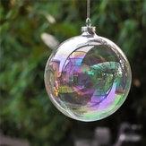 6 سنتيمتر عيد زخرفة حزب لؤلؤة زجاج الكرة زخرفة الحلي للأطفال لعب الأطفال هدية