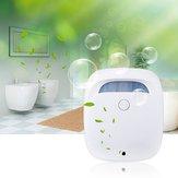 Anion Smart PIR Movimento Sensor Banheiro LED Lâmpada Noturna Ar Limpo Colorful Bateria Potência Banheiro Luz