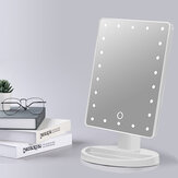 Dimmen Creative Desktop Led make-upspiegel met lamp