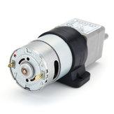 Aspiration de pompe à vide auto-amorçante de pression négative élevée élevée de CC 12V 2000RPM 1L / min