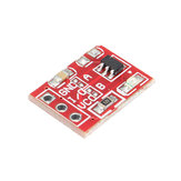 50pcs 2.5-5.5V TTP223 Capacitive Touch Switch Button Self Lock Module Geekcreit for Arduino - products that work with official Arduino boards