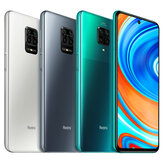 Xiaomi Redmi Note 9 Pro Global Version 6,67 tommer 64MP Quad Camera 6GB 64GB 5020mAh NFC Snapdragon 720G Octa core 4G Smartphone