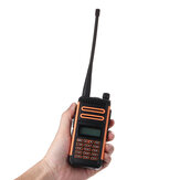 Baofeng X3 Plus 10W Walkie Talkie Portable Tri-band Radio UHF/VHF 6600mah