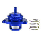 Blue Recirculating Turbo Dump Blow Off Valve voor Ford Focus RS MK2 ST MK3 Z20LET