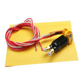2 in 1 out Assembled Extruder Hot End Kit 1.75mm 0.4mm Nozzle For 3D Printer