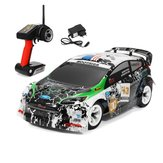 Wltoys K989 1/28 2.4G 4WD Carro de Rally RC escovado