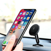 Baseus Metal Powerful Magnetic Car Dashboard Phone Holder Stand for Samsung Xiaomi Mobile Phone Non-original