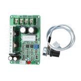 PWM DC Motor Speed Controller 12V/24V/36V 15A Controller Overload Stall Overcurrent Protection